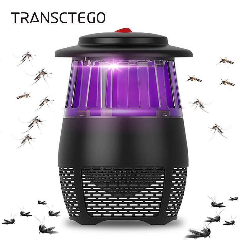 Electric Mosquito Killer Lamp Led Insect Muggen Mug Killer Anti Mosquito Trap Repellent Lamp USB Bug Zapper Fly Watter Light