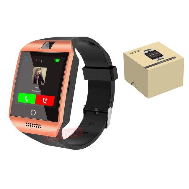 GETIHU DZ09 Smartwatch Smart Watch Digital Men Watch For Apple iPhone Samsung Android Mobile Phone Bluetooth.jpg 640x640 - Modern Android and Apple Bluetooth SIM Card Slot Smartwatch