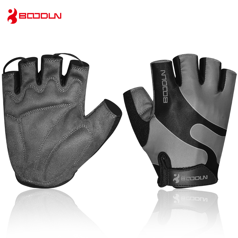 Boodun Weight Lifting Gym Gloves Men Women Sports Fitness Breathable Comfortable Gloves  ...