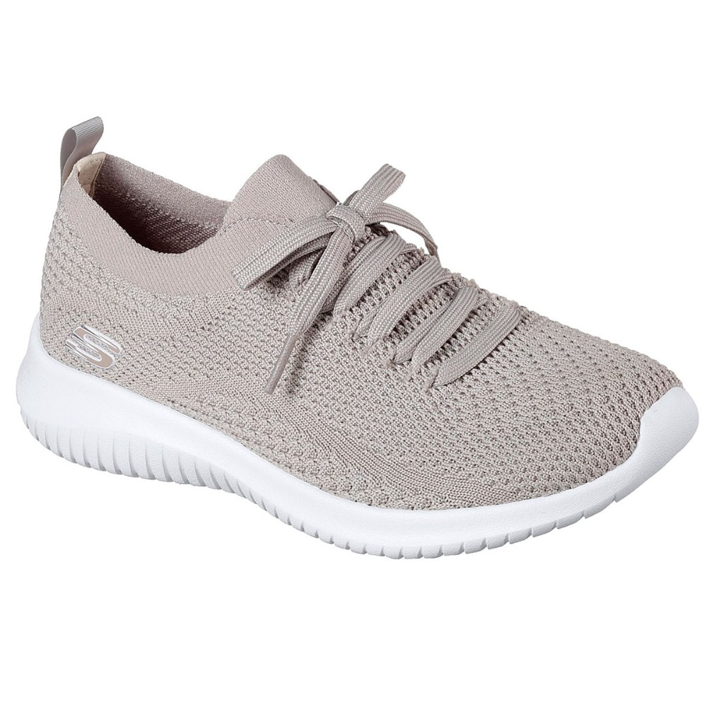 761a9dd4d3b9 Skechers ultra flex statements Woman Shoes SUMMER Synthetic Textile beige  plantilla memory foam nuevas orginales trend 18 urban-in Running Shoes from  Sports ...