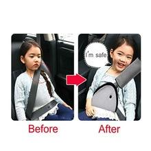 Чехол для ремня безопасности, Автомобильная подушка ремня безопасности для детей, ремни безопасности протектор, наплечная накладка-регулятор, для детей