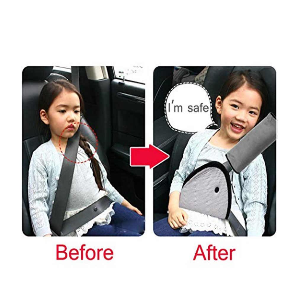 เข็มขัดนิรภัย,เข็มขัดนิรภัยสำหรับเด็ก,ความปลอดภัยสายคล้อง Protector,ไหล่ Adjuster Pad, สำหรับเด็กผู้ใหญ่