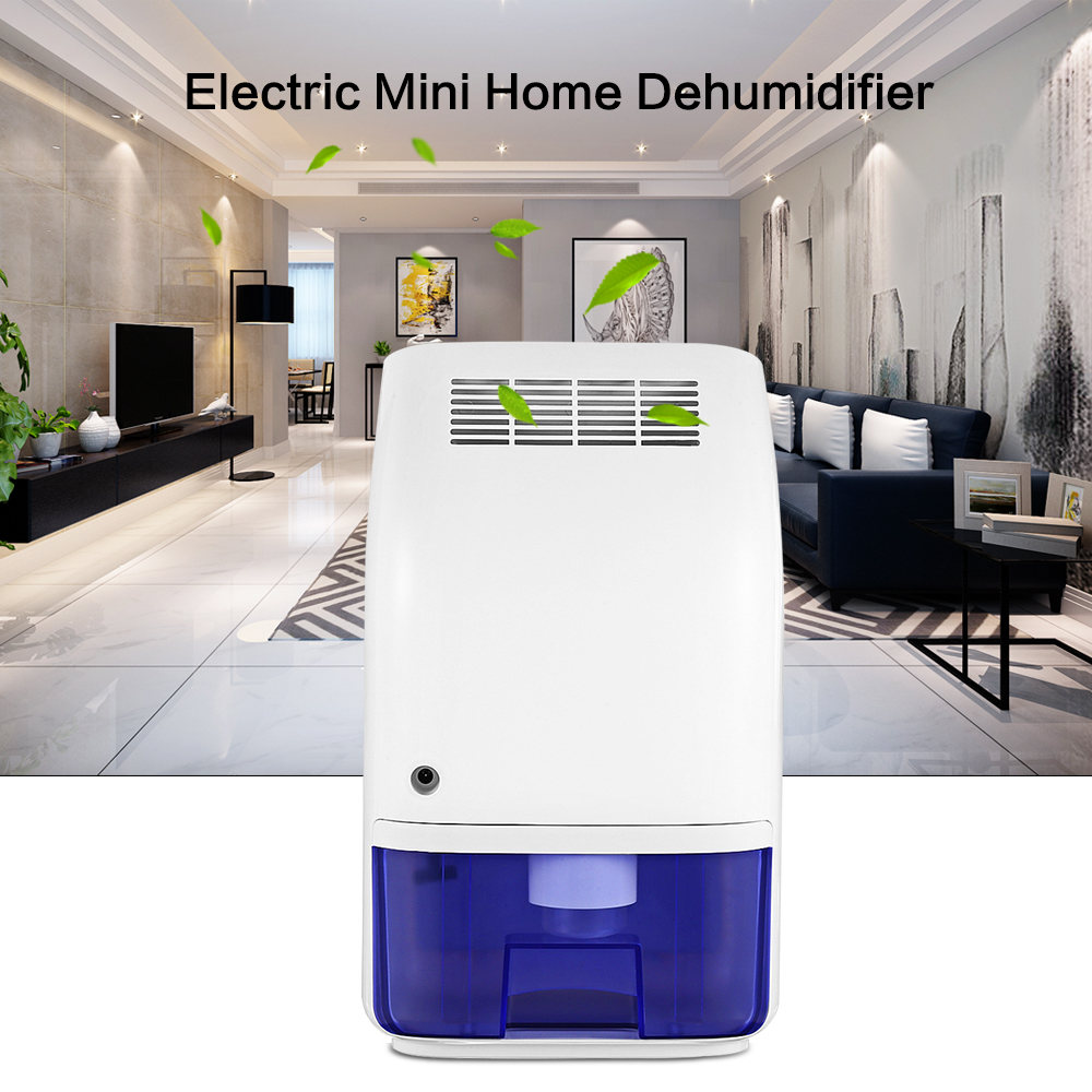 New Invitop T8 700ml Electric Air Dehumidifier Mini Home Car Dehumidifier Air Dryer Moisture