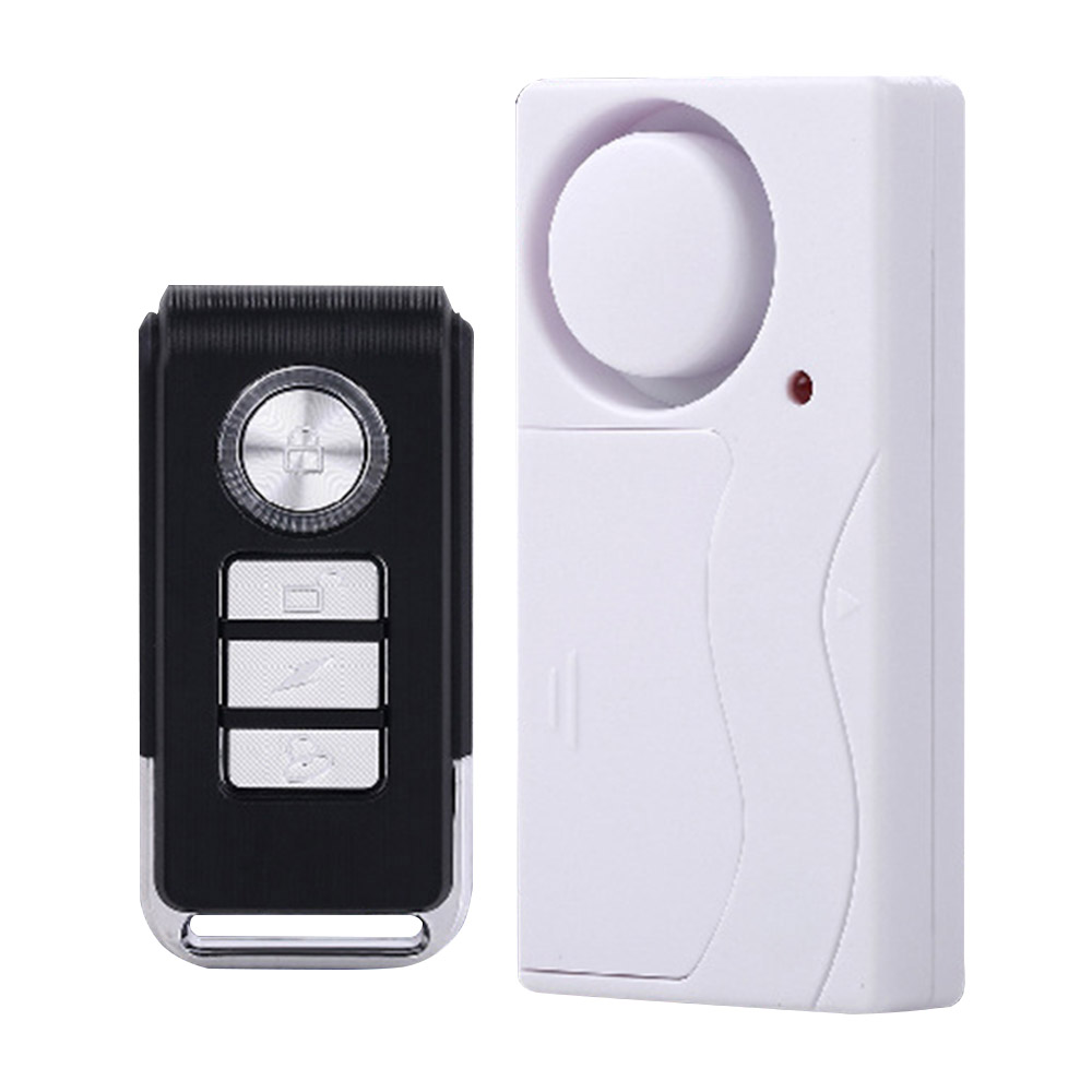 Door Window Alarm Systems Security Home Wireless Alarms Anti-Theft Security Home Remote Control Wireless Alarm