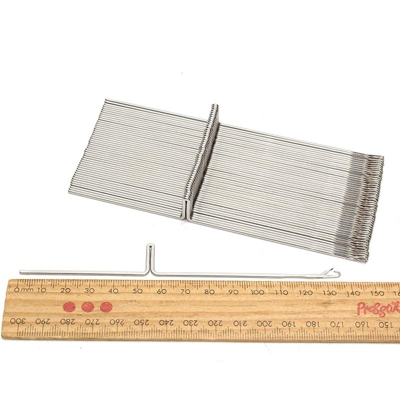 50Pcs Knitting Machine Needles Crochet Hook Parts For Brother Wool Yarn Knitting Machine KH830 KH860 KH881 KH868 KH940 KH970