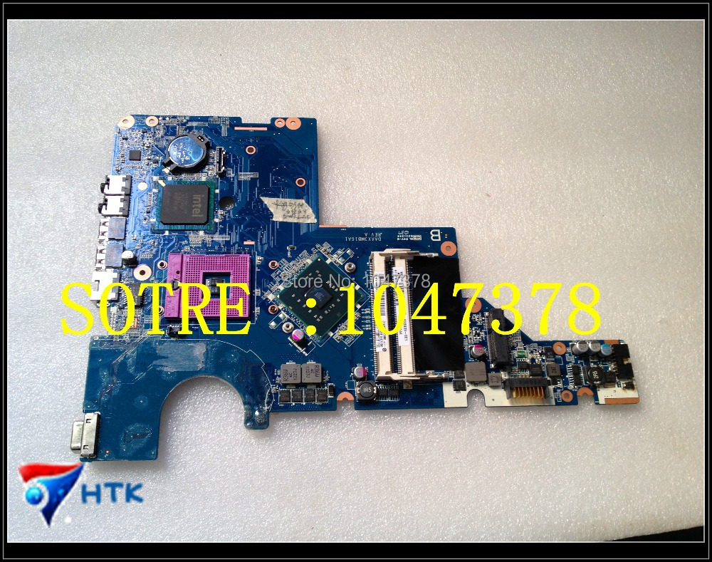 ФОТО Wholesale For HP G56 CQ56 Laptop Motherboard Mainboard DAAX3MB16A1 623909-001 100% Work Perfect
