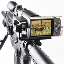 Scope Cam Adapter - Scope Camera Mount for Rifle Sc