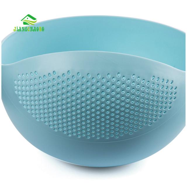 Kitchen utilities Rinse Rice Basket Strainer