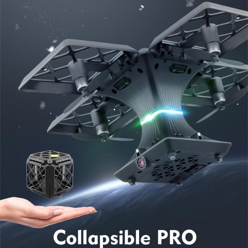 SYMA Квадрокоптер с дистанционным управлением мигает 2MP WIF FPV 6 оси гироскоп Quadcopter Дрон складной трансформер карман Квадрокоптер с дистанционн...