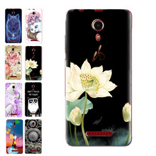 For BQ 5522 Courtlike Lotus Flower Case for BQ-5522 NEXT Flora Cover Bag Floral Cases Housing Shell(China)