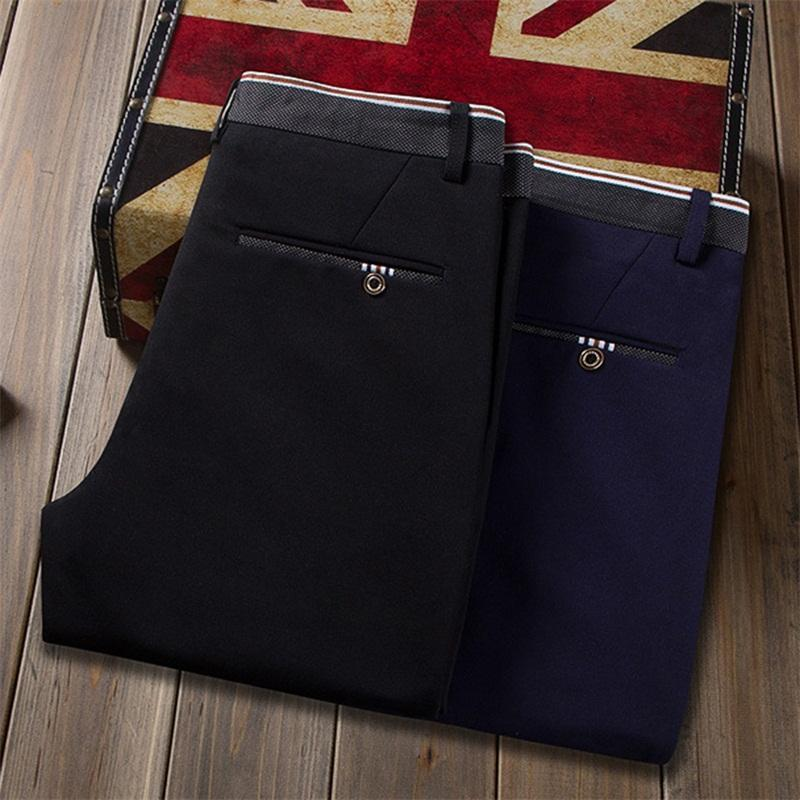 men-formal-pants-classic-pleated-front-long-dress-pants-regular-fit-mens-dark-grey-straight-trousers-of-suits-cotton-navy (3)