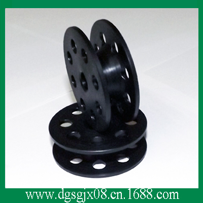 drawing wire Nylon roller  Guide Pulley chrome oxide plated steel wire guide pulley for wire industry