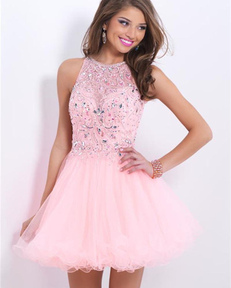 Modern Short Tight Prom Dress Adornment - Wedding Dress Ideas ...