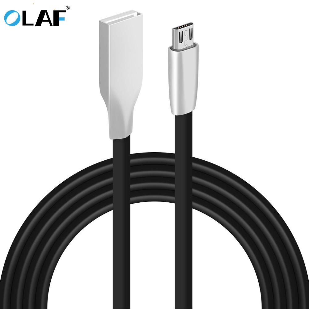 3D zinc alloy Fast Charge Micro USB Cable Mobile Phone Andriod Cable Adapter Microusb Ca ...