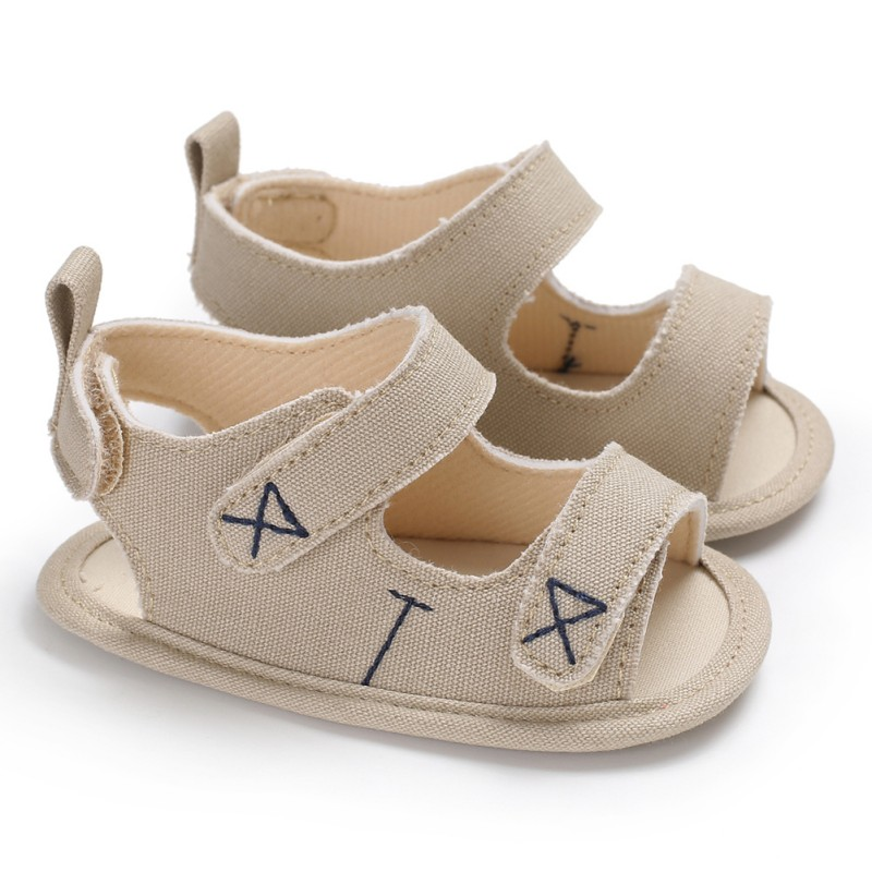 Summer New Baby Boy Girl Casual Toddler Shoes Newborn Soft Bottom Non-Slip The First Walker Shoes