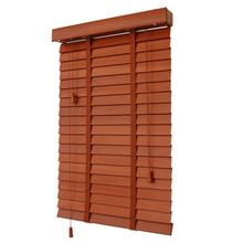Индивидуальные размер 50 мм планка настоящая липа жалюзи окна деревянные венецианские жалюзи 50 мм для украшения