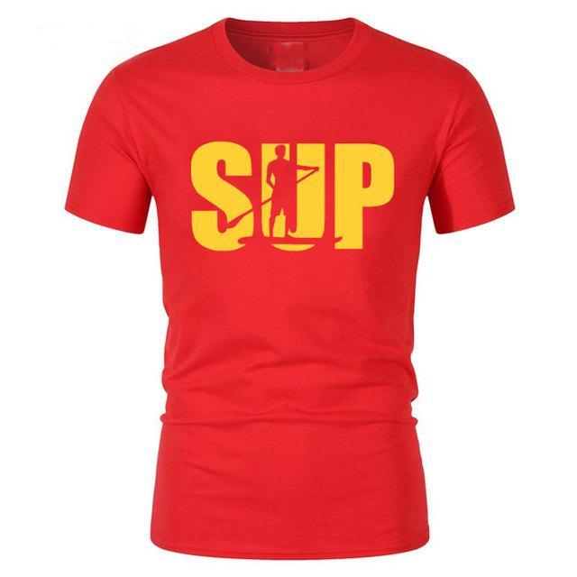 Sup Men T Shirt Cotton Large Top Quality