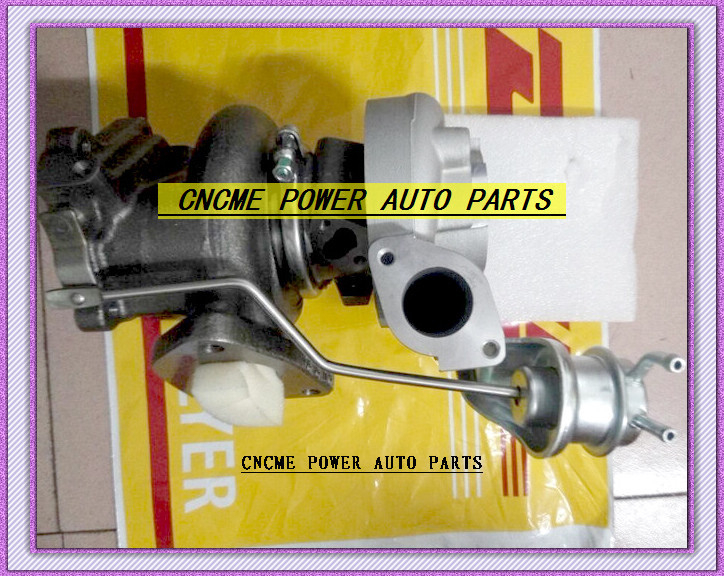 CT20 17208-46030 17208 46030 Turbocharger For TOYOTA Supra JZA80 1993- 4-RUNNER Land cruiser TD 1994- Twin turbo Engine 2J-ZGTE 2JZGTE 3.0L (2)