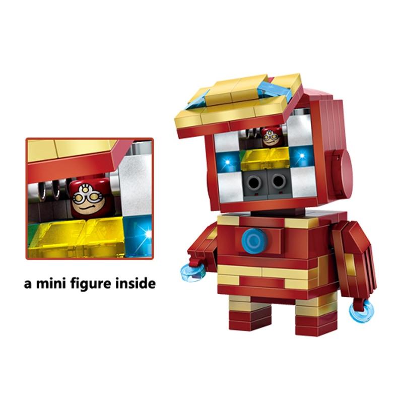 Iron Man Bausteine kaufen