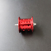 DIY fishing reel spool for REVO3SX wheel accessories 13.8g free shipping aeronautical aluminum alloy