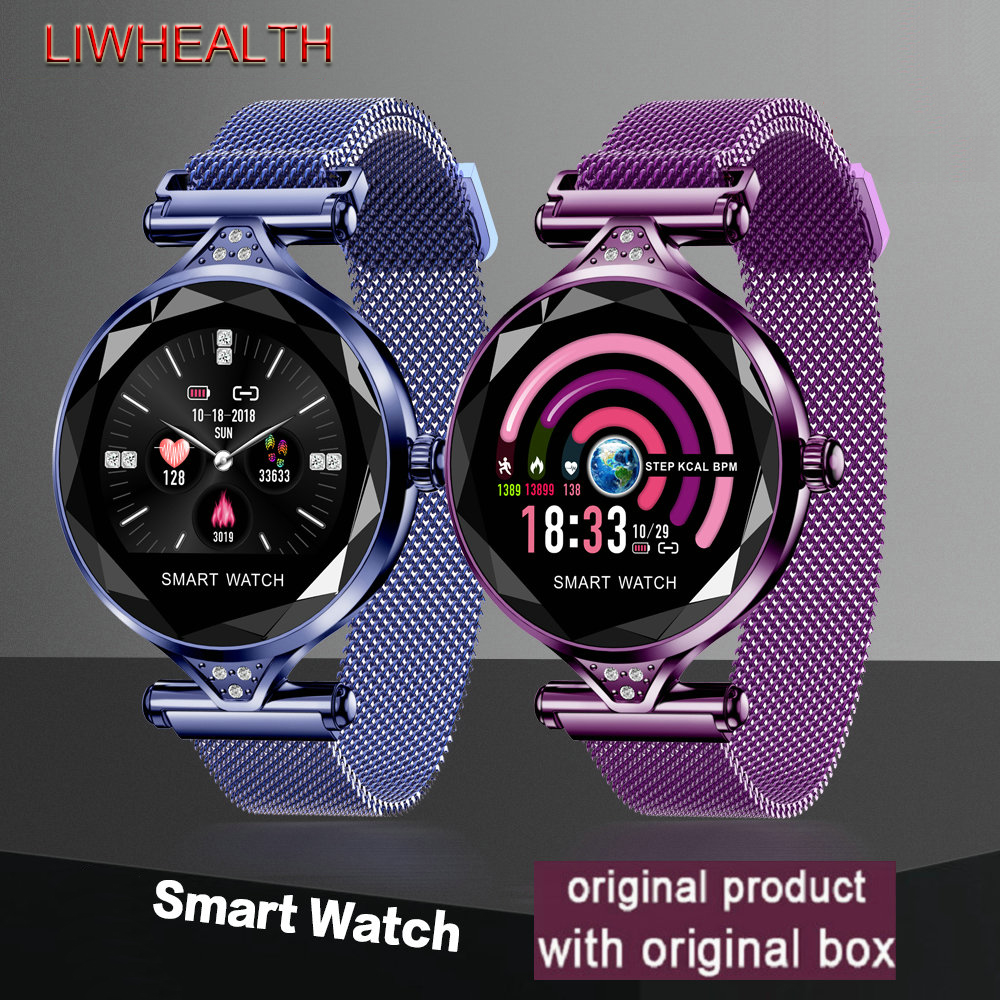 Women Smart Band Watch Femal/Girl Fitness Tracker Bracelet Smartband For Apple/Honor/Xiaomi VS Mi Band 3/Fit Bit 4 Health Care