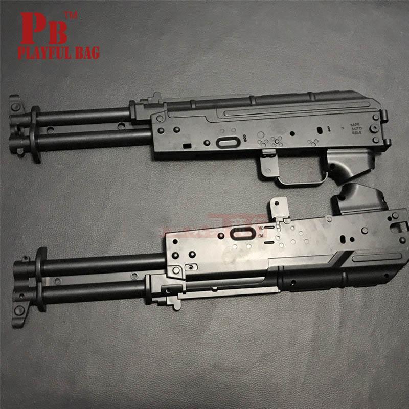 Creative Outdoor Sports Capture Game Equipment DIY Kit For Lehui 323 Shell Nerfie Water Bullet Gun Modifie Accessories OA60