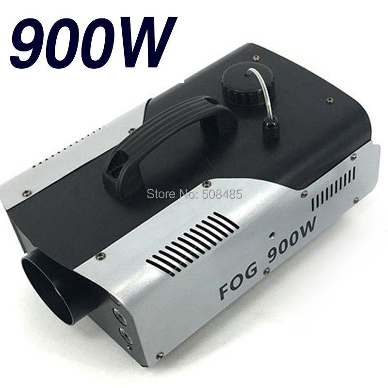 2pcs high quality LED 900W Fog Machine Mini 900w RGB LED Smoke Machine Stage Special Effects dj equipment обогреватель triangle 900w