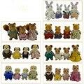 Limited Collection Sylvanian Families penguin rabbit mouse bear dog squirrel Family 4pcs Parents & Kids Set New without Box