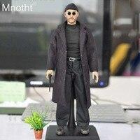 Mnotht 1 6 Leon The Professional Jean Reno Full Set Action Figure Model Toys KMF038 For