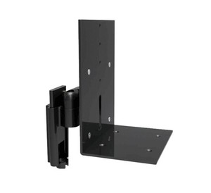 Image 1 - BL S01 di Alluminio Montaggio A Parete Speaker Supporto Tilt Swivel Audio Altoparlante di Montaggio Staffa di montaggio Rapido Facilità di Installazione Supporto Rack