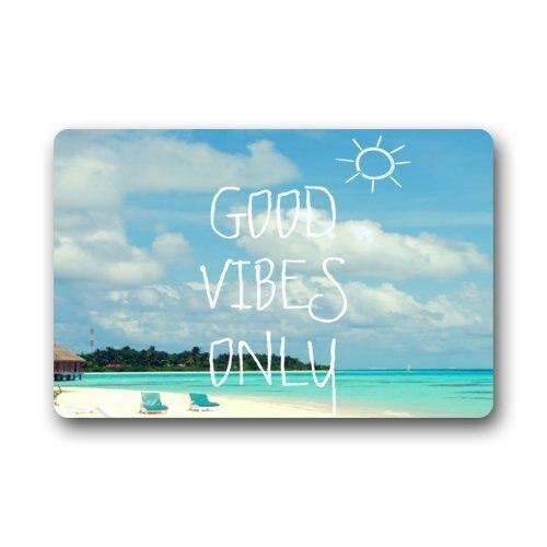 Citaten Zee : Blauwe zee strand met grappige goede vibes alleen quotes
