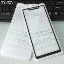 5D Full Glue Tempered Glass For Xiaomi Mi 8 SE Screen Protector Protective Film Mi8