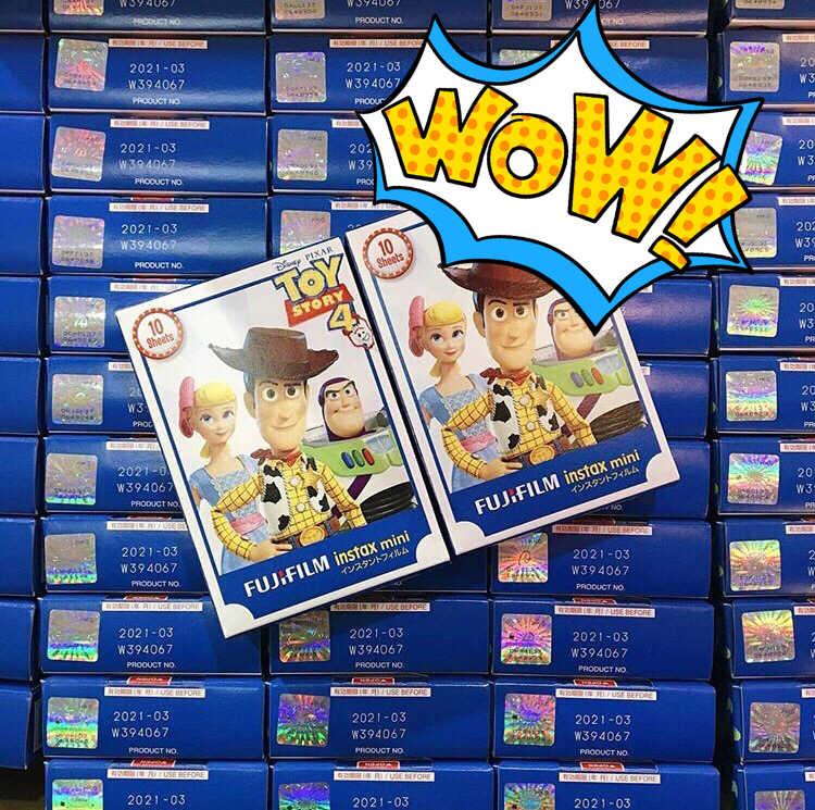 جديد Fujifilm 10 ورقة Instax فيلم صغير لعبة قصة فيلم فوري ورق طباعة الصور ل Instax Mini 8 7s 9 25 50s 90 SP-1 SP-2 كاميرا