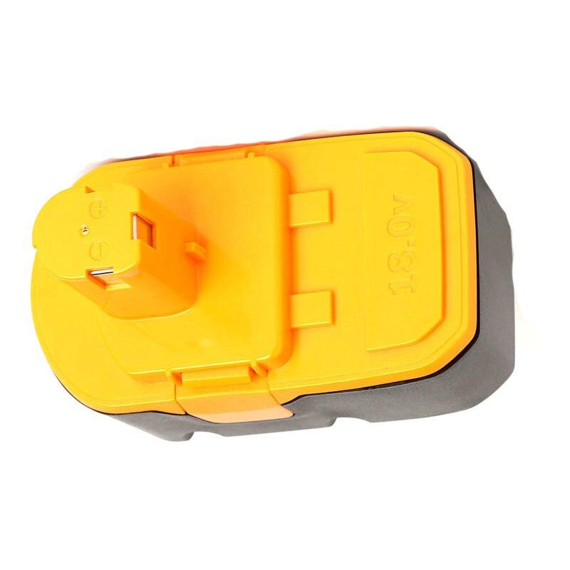 Cncool pour batterie d'outil électrique Ryobi 18 V 2000 mAh 1400672/B-1815-S/1322401/1323303/1322705/130224007/130256001//B-8288/BCHI-18