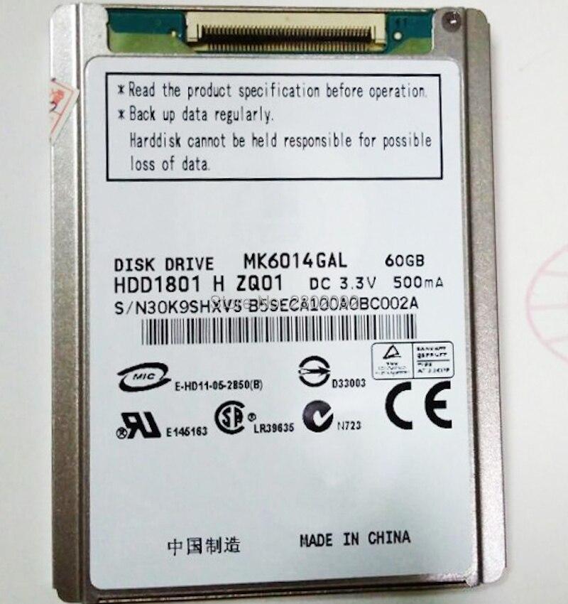 Hdd para Sony Nova gb Sr68e Câmera dv Xr150e Handy Sr47e Sr45e Sr65e Xr100e Sr200e Sr300e Mk6034gal 1.8 ce 60