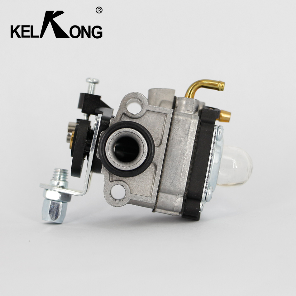 цена на KELKONG Carburetor For Troy-Bilt 753-04745 MTD 753-1225 Ryobi 650R 825R 875R 890R Carburador Karburator Carb Grass Hedge Trimmer