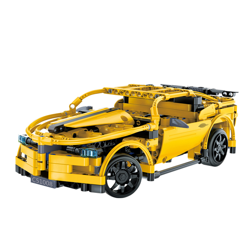 Technic Series Remote Control Simulation Car building blocks DIY toy compatible with LegoINGlys Educational Toy 419 Pcs compatible legoinglys technic series class sports car f40 1158pcs elementary education building blocks toy for children gift