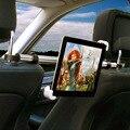 Universal asiento trasero del coche del sostenedor del soporte del soporte plegable para ipad air mini antideslizante del sostenedor del soporte para samsung/huawei tablet apoyo