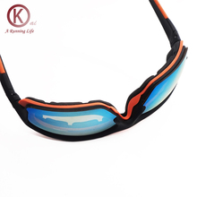 Купить с кэшбэком Professional Skiing Goggles Sport sunglasses Outdoor Riding Glasses windproof anti-sand Women and Men quality