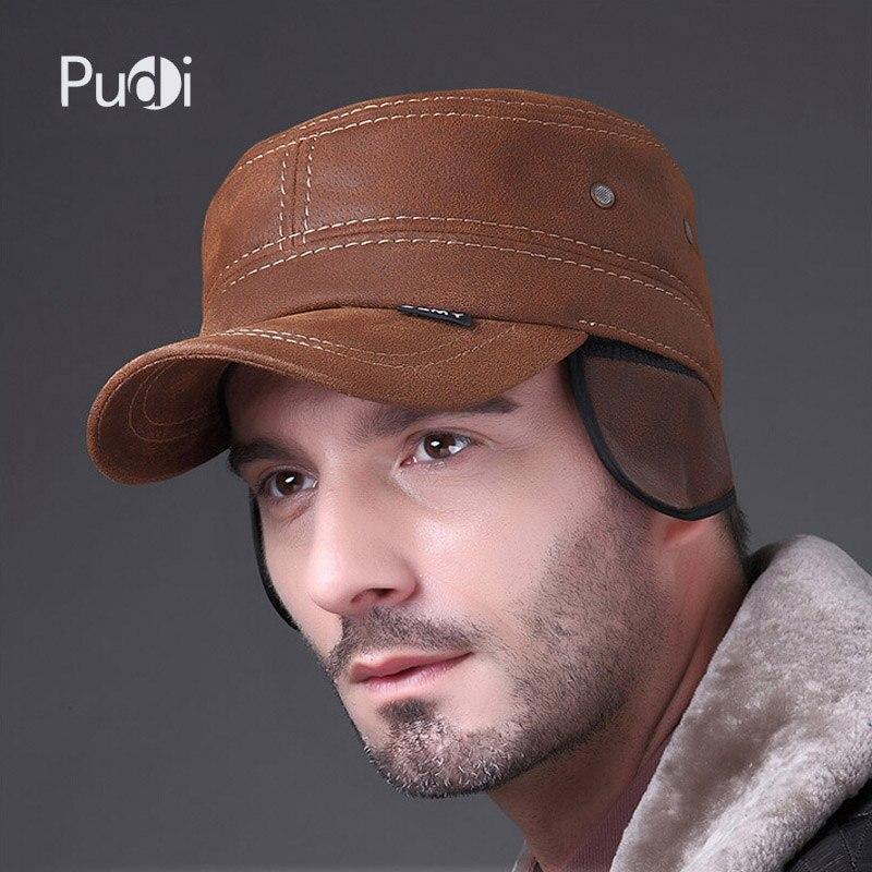 HL019 Բնական կաշվե բեյսբոլի գլխարկ Fashion - Հագուստի պարագաներ - Լուսանկար 3