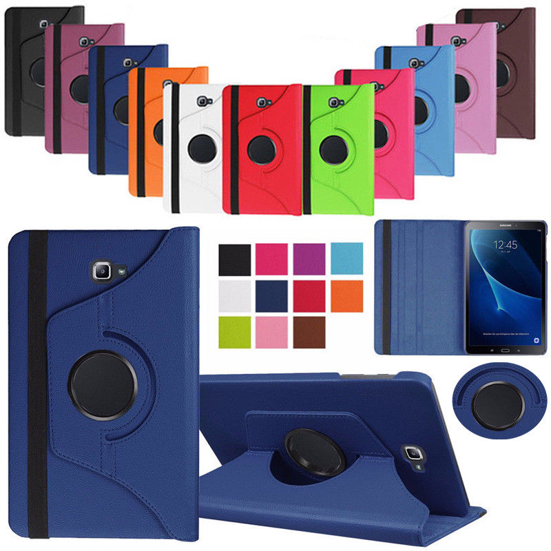 For Apple iPad Pro 12.9 Cover Case 360 Rotating Smart Stand Flip Cover for iPad Pro 12.9 PU Leather Protect Fundas