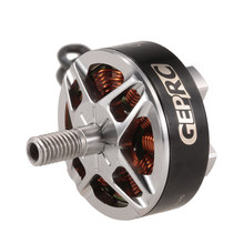 4 Uds GEPRC GR2306 2450KV Motor sin escobillas para FPV Racing Quadcopter QAV210 250 RC Drone(China)