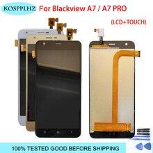 100% новый испытания ЖК-дисплей для Blackview a7/a7 pro ЖК-дисплей Дисплей Сенсорный экран планшета Ассамблеи черный/белый для 7 a7pro + Инструменты