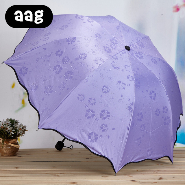 b21f2fb5d5b6 US $5.99 |AAG Large Folding Umbrella Men Rain Woman Double Golf Business  Gift Umbrella Sunblock High Quality Brand Windproof Umbrellas-in Umbrellas  ...