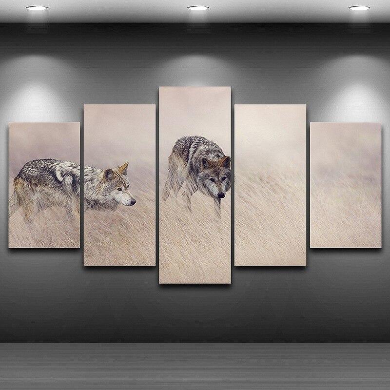 ᗜ LjഃEnmarcado spray pintura al óleo decoración artística impresión ...