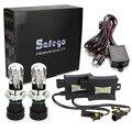 Safego 55w H4 55W HID Hi/lo Bixenon kit H4 bi xenon h4 flexible high low dual beam 4300k 6000k 8000k Bi-xenon hid kit H4-3