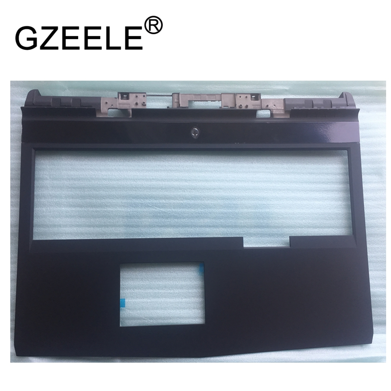 Aspiring Gzeele New Laptop Upper Case Top Cover Palmrest For Dell Alienware 17 R4 0k3y92 K3y92 Ap1qb000410 Assembly Keyboard Bezel Black Relieving Rheumatism