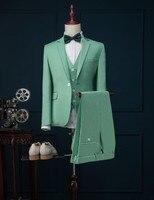 Yüksek Kaliteli Damat Smokin 13 Stilleri Groomsmen Notch yaka Düğün/Akşam Suit Best Man Damat (Ceket + Pantolon + yelek) B361