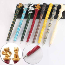 10 pcs/lot Movie Harri potter Magic Wand stick Pen Collectib