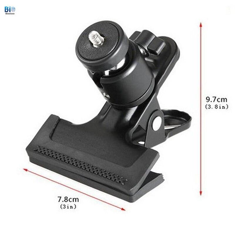 Heimelektronik Zubehör Intelligent Biostore Mini Ball-und-buchse Kräftig Spannen Blinkt Led Stehen Aluminium Tisch Halterung Action Kamera Zubehör Unterhaltungselektronik